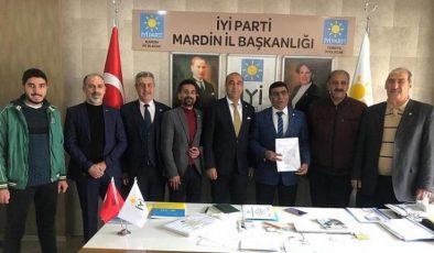 İYİ Parti Kızıltepe ilçe başkanlığına Fahrettin Cevheroğlu atandı