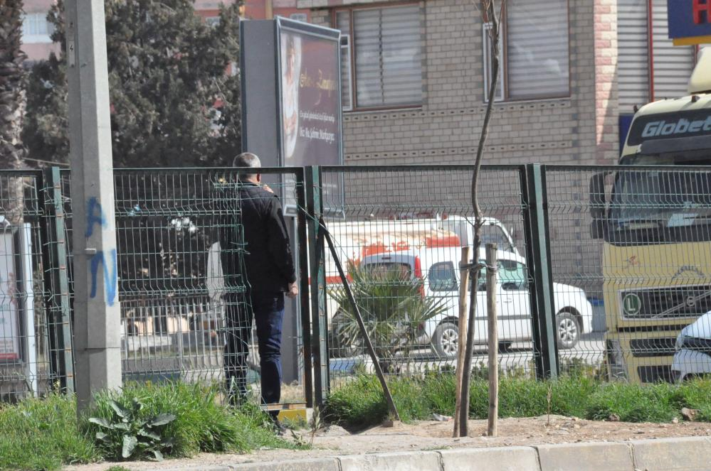Kızıltepe çevre yolundaki korkulukları kırarak vatandaşların hayatını hiçe sayıyorlar