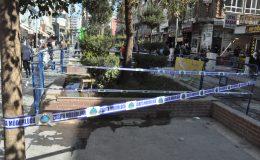 Vakaların arttığı Kızıltepe'de oturma alanları bariyerlerle kapatıldı