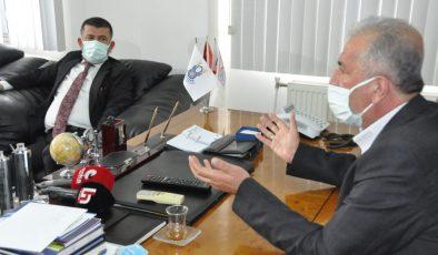 """Mahmut Dündar: """"GAP bitmese arazilerimiz de elimizden gidecek"""""""