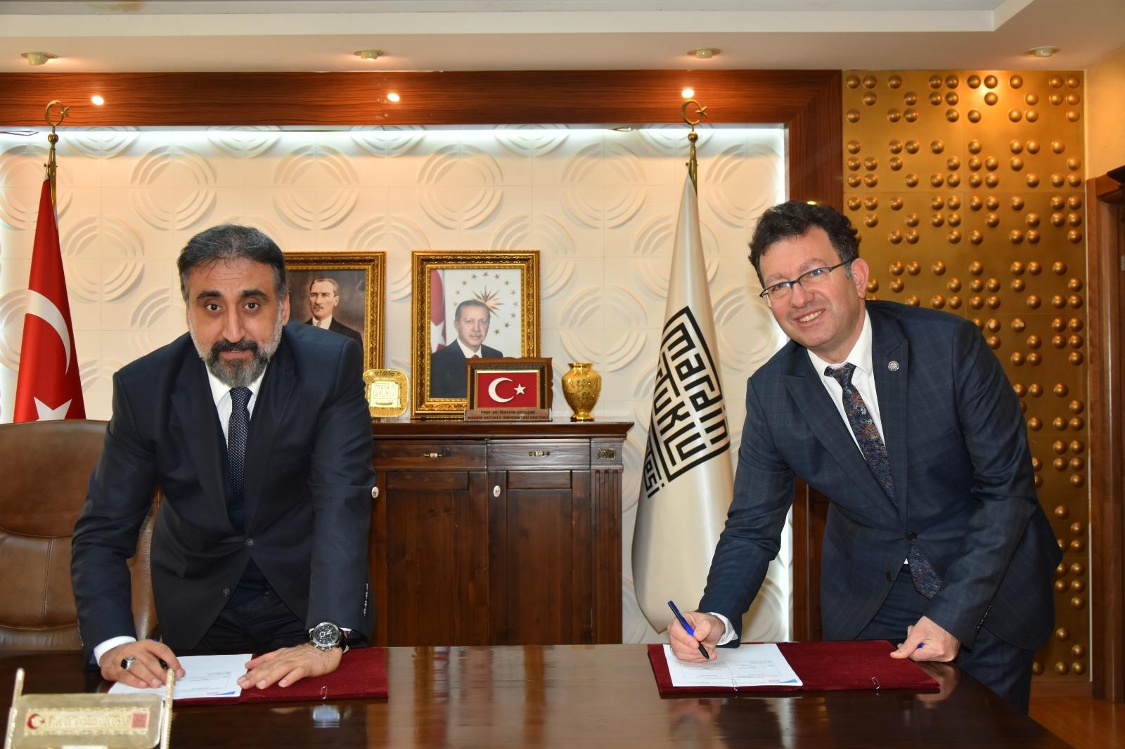 Mardin Artuklu Üniversitesi ile Şırnak Üniversitesi arasında iş birliği protokolü