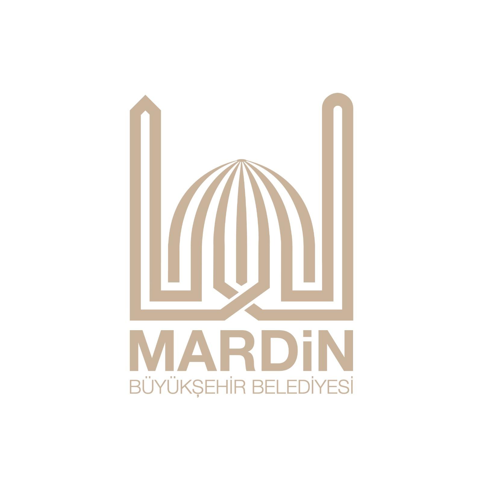 Mardin Büyükşehir Belediyesinin logosu halk oylamasında
