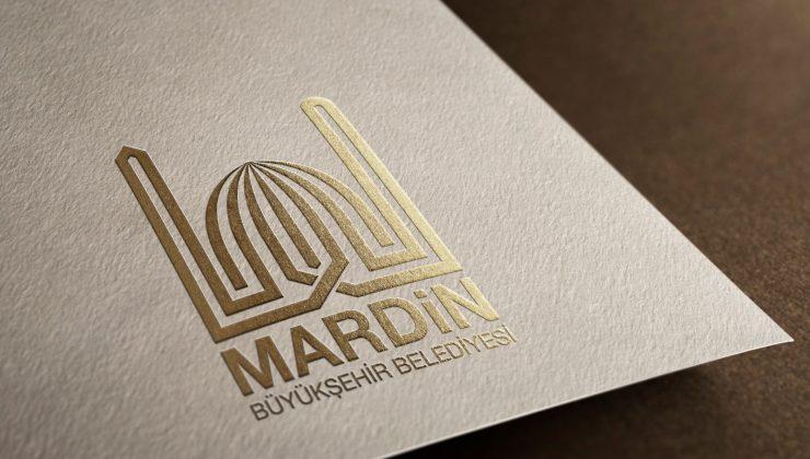 Mardin Büyükşehir Belediyesinin yeni logosu belli oldu