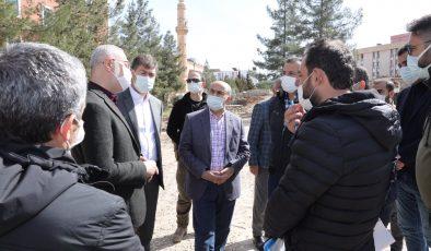 Mardin'de 500 Araçlık İki Katlı Yer Altı Otoparkı Yapılacak