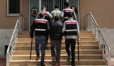 Kızıltepe'de firari zanlılar yakalandı