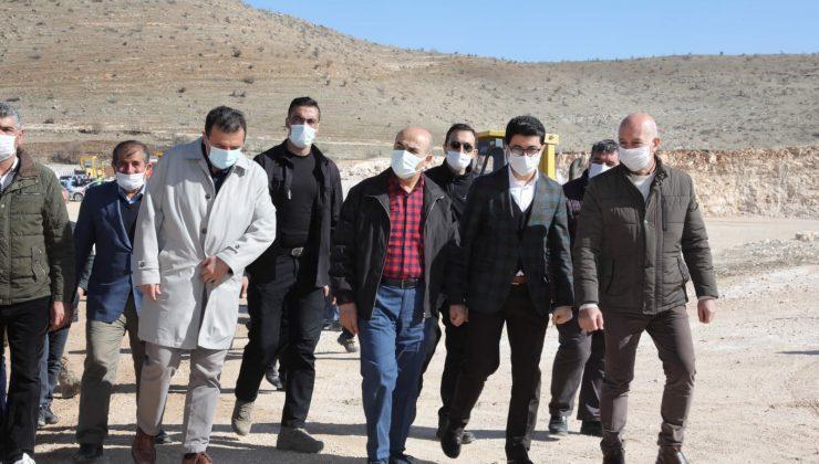 Mardin Büyükşehir Belediyesi 600 kilometrelik asfalt çalışması yapacak