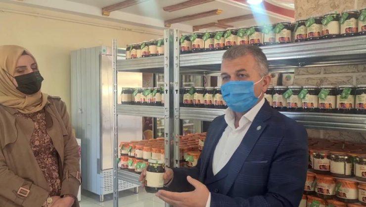 Mardin'de yöresel ürünler kadınların geçim kaynağı oldu