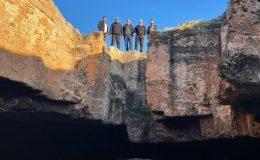 Kızıltepe'deki Bırbıre Mağaraları turizme kazandırılmayı bekliyor