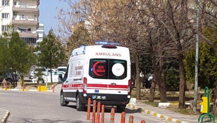 Mardin'de genç kadın intihar ederek yaşamına son verdi iddiası