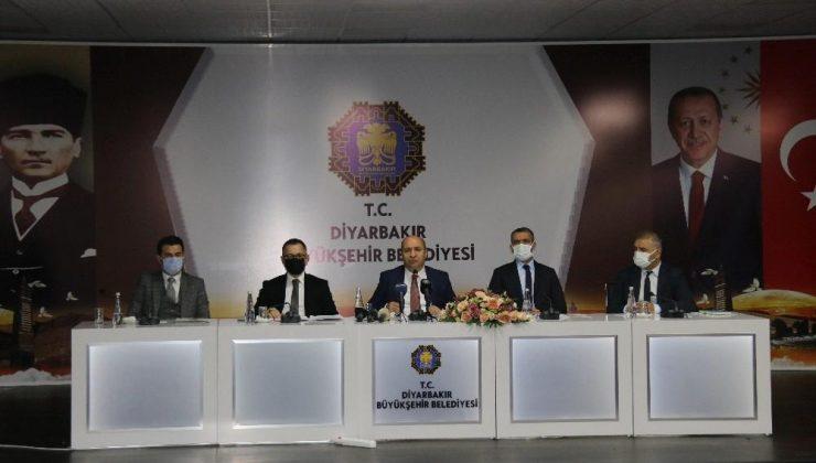 Diyarbakır'daki yerel yönetimlerde bir ilk: Belediyeler, 423 personeli kura ile işe alacak