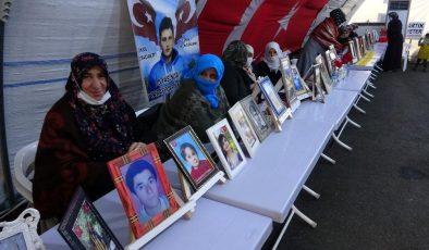 Evlat nöbetindeki aileler HDP'den çocuklarını almakta kararlı