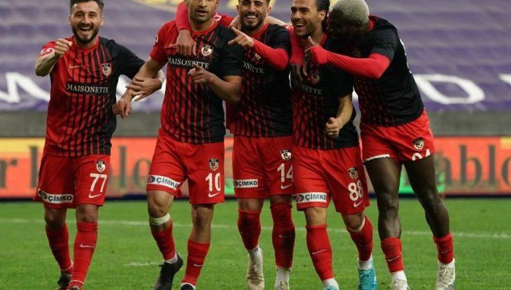Gaziantep FK zorlu viraja giriyor