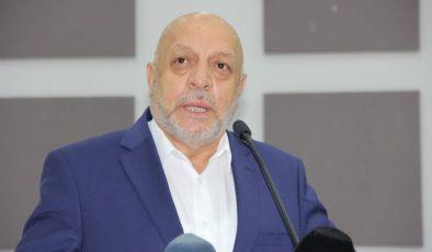 """Hak-İş Başkanı Arslan: """"En iyisi bu anayasayı çöpe atacağız"""""""