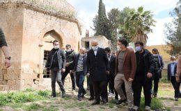 Kızıltepe'deki Tarihi Şahkulubey Kümbeti restore edilecek