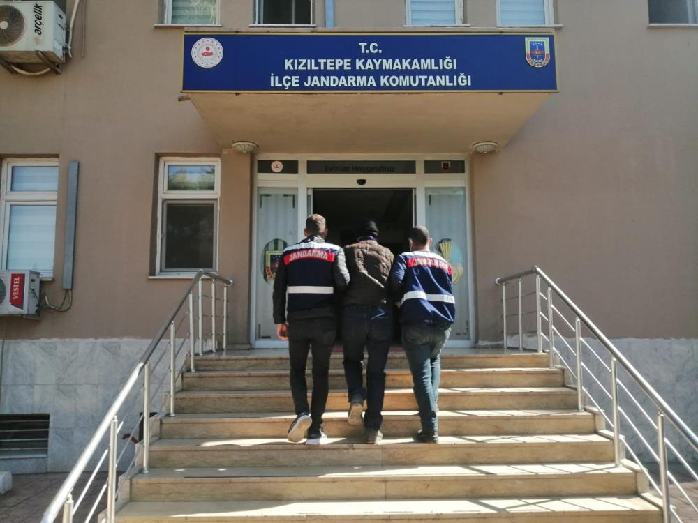 Kızıltepe'de 36 yıldır aranan hükümlü operasyonla yakalandı