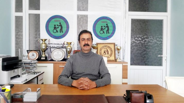 Kızıltepe'de kursa katılacak engelliler günlük 40 lira alacak