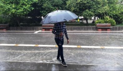Meteorolojiden Mardin'de sağanak yağış ve kuvvetli rüzgar uyarısı