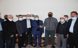 Mardin'de husumetli iki aile barıştı