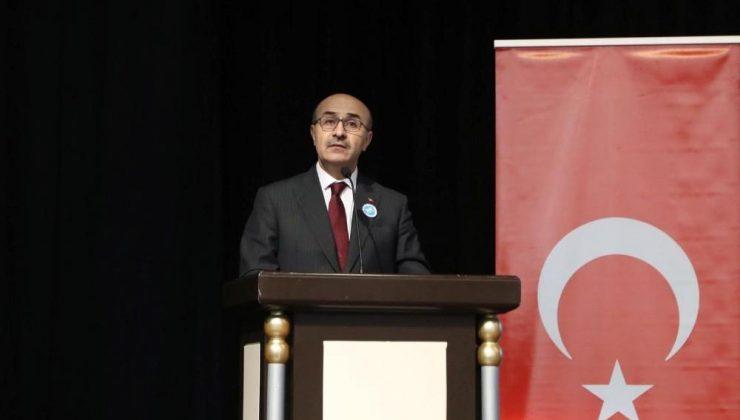 Mardin'de şehit yakınlarına Devlet Övünç Madalyaları takdim edildi