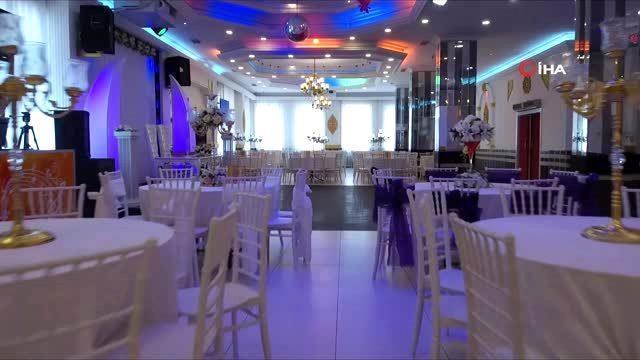 Nikah ve düğün salonları açılıyor mu? 1 Mart Düğün salonları açılacak mı? Nikah salonları kaç kişilik yapabilecek?