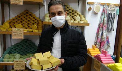 Mardin'de Halep gar sabununa yoğun ilgi