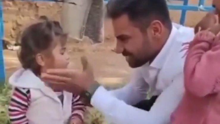 Sosyal medyada takipçi kazanmak için yeğenini tokatladı