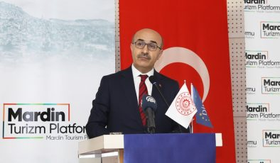 """Turizm potansiyelini güçlendirmek için """"Mardin Turizm Platformu"""" oluşturuldu"""