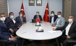"""Vali Demirtaş: """"kırsal mahallelerimize 500 kilometre yol yapmayı planlıyoruz"""""""