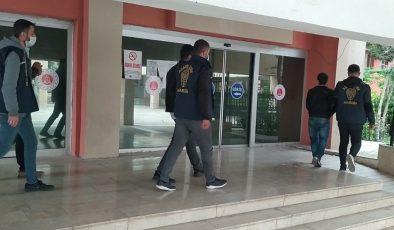 Mardin'de 5 iş yerinden hırsızlık yapan 3 kişi tutuklandı