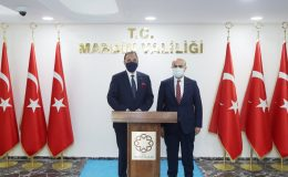 Cezayir'in Ankara Büyükelçisi Adcabi'den Mardin Valisi Demirtaş'a ziyaret