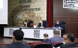 Mardin'de il koordinasyon kurulu toplantısı yapıldı