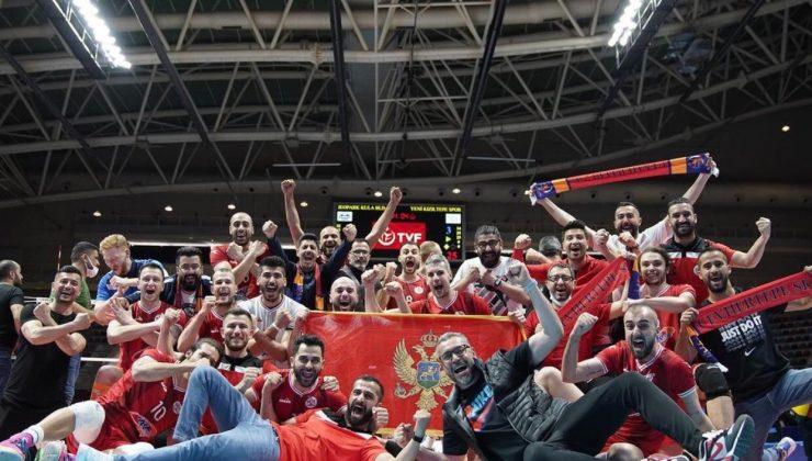 Efeler Ligi'ne yükselen Yeni Kızıltepespor'a GSYD'den tebrik