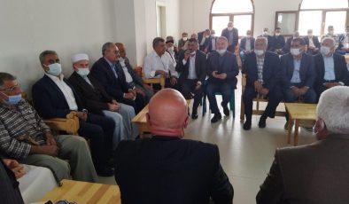 Kızıltepe'de iki aile arasındaki husumet barışla sonuçlandı