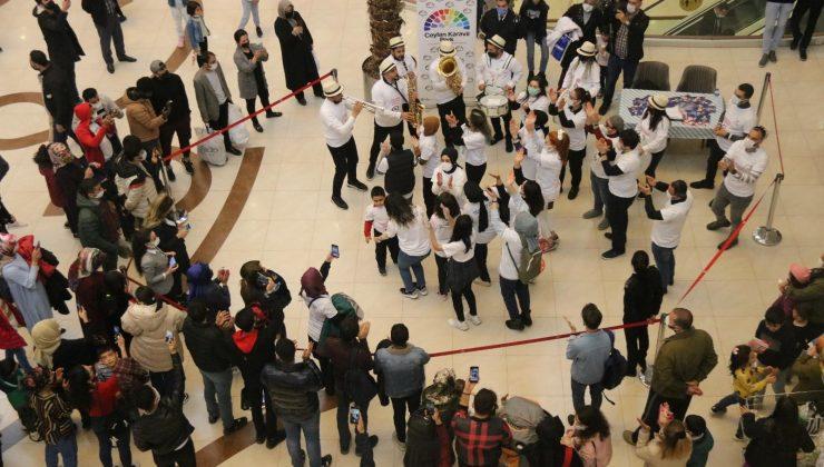 Diyarbakır'da, otizmli çocuklar için farkındalık etkinliği yapıldı