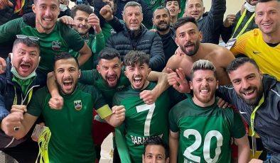 Diyarbekirspor'un deplasman rekoru