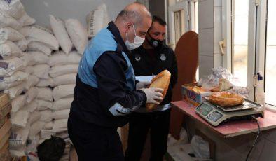 Mardin'de Zabıta Ramazan denetimlerine devam ediyor
