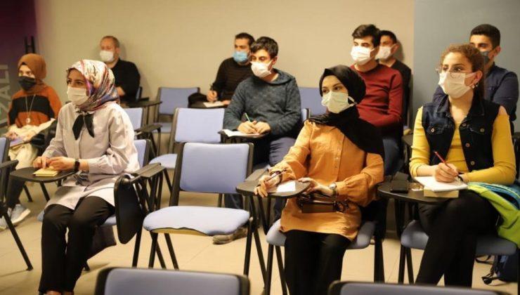 Mardin Diplomasi Akademisine bin 73 öğrenci başvuru yaptı