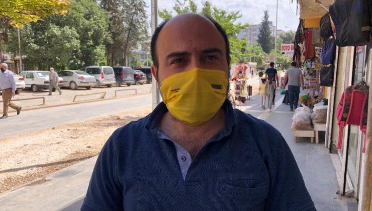 Kızıltepe'de vatandaşlar 17 günlük tam kapanmayı destekledi