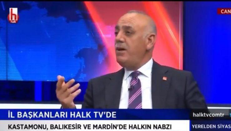 CHP İl Başkanı Kılınçaslan, elektrik sayaçlarının dışarı alınmasına tepki gösterdi