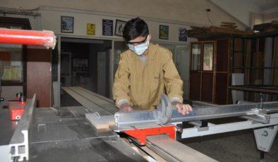 Kızıltepe'deki okul hem üretiyor, hem öğretiyor, hem de kazandırıyor