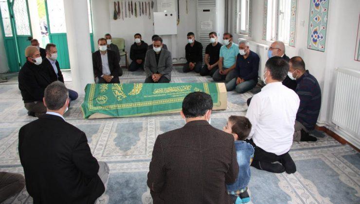 Artuklu Üniversitesi Rektörü Özcoşar'ın acı günü