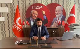 Saadet Partisi İlçe Başkanı İlhan'dan Ramazan Bayramı Mesajı