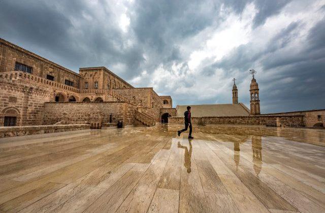 Mardin'de 9 tarihi yapının UNESCO Dünya Mirası Geçici Listesi'ne girme sevinci yaşanıyor