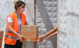 Mardin'de Vefa Sosyal Destek Grupları Görev Başında
