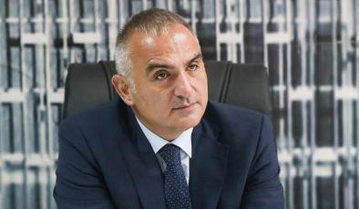 Bakan Ersoy'dan turizm için umutlandıran açıklama
