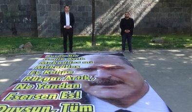 Bakan Soylu'ya bir destek de Diyarbakır'dan
