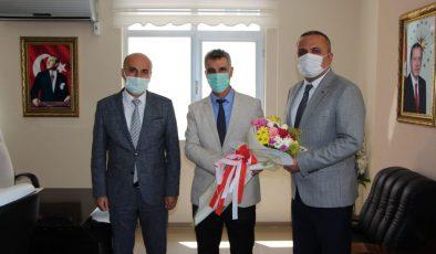 Kızıltepe İlçe Milli Eğitim Müdürü Dündar, göreve başladı