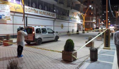 Kızıltepe'de zorla araca bindirilme havaya ateş açarak engellendi
