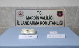 Mardin'de uygulama noktasında uyuşturucu ele geçirildi
