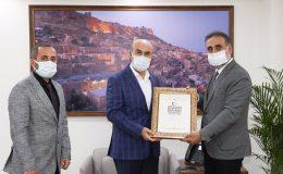 """Vali Demirtaş: """"Mardin bölgede önemli sağlık merkezi konumuna gelecek"""""""